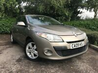 2009 (09) Renault Megane 1.5dCi ( 86bhp ) Dynamique 52,000 MILES 2 OWNERS RENAULT SERVICE HISTORY