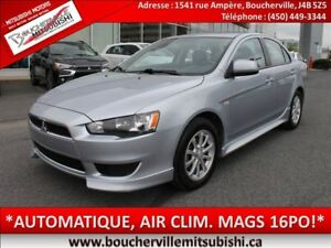2014 Mitsubishi Lancer SE*AUTOMATIQUE, AIR CLIM, BLUETOOTH*