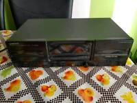 Kenwood KX W6060 Twin Cassette Deck