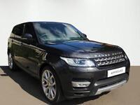 Land Rover Range Rover Sport SDV6 HSE (grey) 2014-10-31