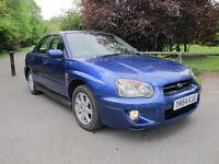 2005 (54) Subaru Impreza 2.0 GX Sport 4dr GRAB A SCOOBY BARGAIN!! non Turbo. Long MOT