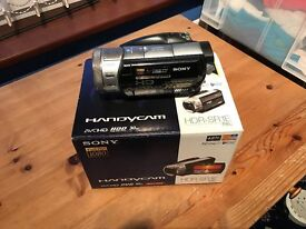 SONY HDR-SR1E CAMCORDER
