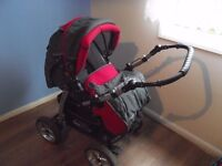 Baby Pushchair 3 in 1