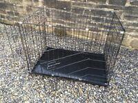 Medium-size dog crate