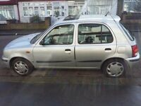 Nissan Micra 37000 miles £500