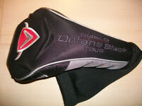 CALLAWAY DIABLO OCTANE BLACK TOUR HEADCOVER - BRAND NEW