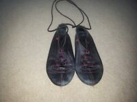 Highland Dancing Shoes Size 11.5
