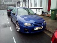 Mg zr (120) 1.8l been remaped but no proof FAST car