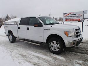 2013 Ford F-150 XLT! 4X4! SUPERCREW! CERTIFIED!