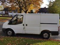 2007 FORD TRANSIT VAN SHORT WHEELBASE STANDARD ROOF SERVICE HISTORY LONG MOT BARGAIN FACELIFT MODEL