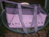 BRAND NEW DOG CARRIER FOR CHIHUAHUA SIZE DOG