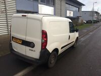 FIAT DOBLO 1.3 2010 SPARES OR REPAIR