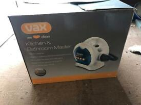 VAX STEAM CLEANER - HARDLY USED