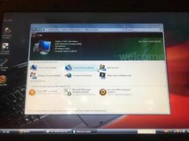 E-Machine laptop