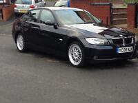 BMW 3 SERIES BBS ALLOYS 2008 £2850