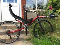 Recumbent Bike - Nazca Gaucho 28 High Racer