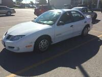 2003 Pontiac Sunfire 250,000km **as is**