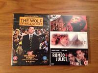 Leonardo DiCaprio DVD Collection