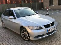 2005 BMW 3 SERIES 320I 2.0 ES SALOON PETROL MANUAL 5 SEAT SILVER MOT FAMILY CAR N 320 5 X3 C CLASS