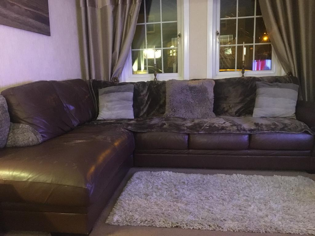 No Longer Available Corner Sofa Free In Bishopbriggs