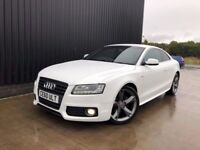 2010 (60) Audi A5 2.0 TDI S Line Special Edition 2dr Diesel Full Service History, Finance Available