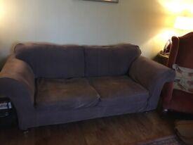 Sofa, three seater