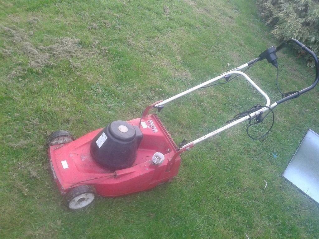 Lawn Tractor Body : Lawnmower lawn mower electric grass cutter mountfield