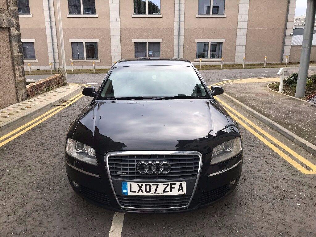 Audi A8L 2007 (Long version)