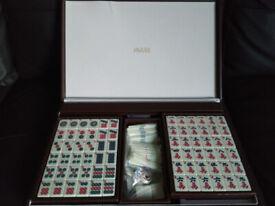 Luxury Club Mah Jongg Set Sale! Not used - Jacques London - Board Games