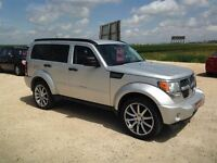 2008 Dodge Nitro Rated A+ by the B.B.B
