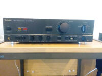 Technics SU-V470 Stereo Integrated Amplifier. Class AA