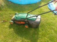 Black and Decker lawnmower