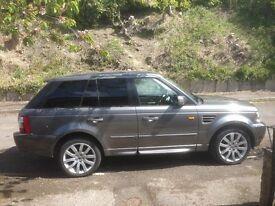 Range Rover Sport 2.7 TD