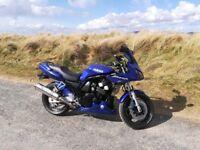 2002 Yamaha Fazer fzs 600