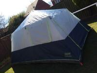 Coleman 10 person instant Cabin tent. Brand new.