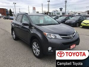 2015 Toyota RAV4 LIMITED AWD --INTERNET SALE OF THE WEEK!!!