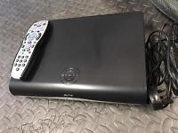 Sky HD box, remote control, Sky Dish