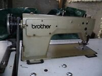 BROTHER Industrial lockstitch sewing machine Model MARK III Single Phase