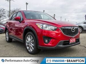 2015 Mazda CX-5 GT. CAMERA. BOSE. ROOF. BLUETOOTH. LEATHER