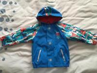 Rain coat, 3-4 years
