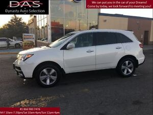 2013 Acura MDX TECH PKG NAVIGATION/TV-DVD/SUNROOF/7 PASS