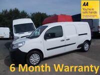 Renault Kangoo Maxi 1.5 LL21 Dci 90 Crew Van***FULL YEAR MOT**FULL SERVICE HISTORY**LEASE CO DIRECT*