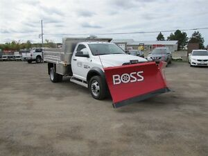 2017 BOSS 10ft DXT V-BLADE PLOW Peterborough Peterborough Area image 2