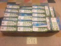 JML Miracle Bamboo Comfort Bra Lot of 22 various sizes (Box 4)