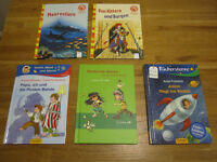 GERMAN books - for first readers - Deutsche Erstlesebuecher