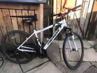 Merida Crossway 10 Hybrid Bike 2014