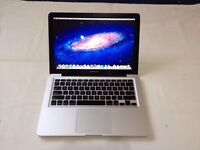 """MacBook Pro 13""""3inch Core i5 320GB HD 4GB Memory Turbo Boost Up to 2.9 GHz Intel HD Graphics 3000"""