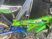 Kids Kawasaki bike