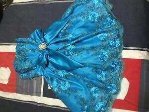 Royal Blue Grad Dress for Sale