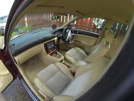 Passat B5.5 2003 Interior Breaking - Cream Sport Highline Leather Alacantara VW B5